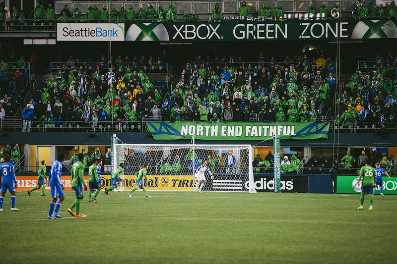 seattle sounders photographs