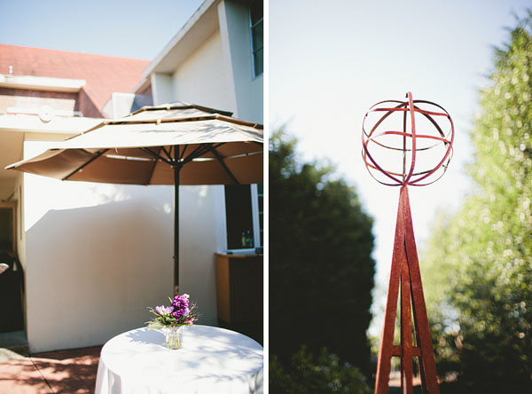 wedding details at Hall at Fauntleroy