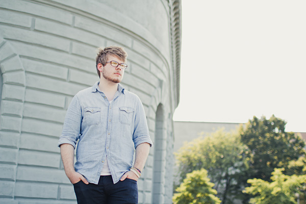Seattle senior portrait photography in Capitol Hill