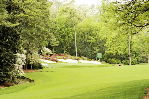Augusta National fairway