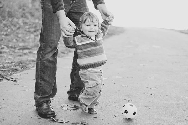 soccer toddler photography