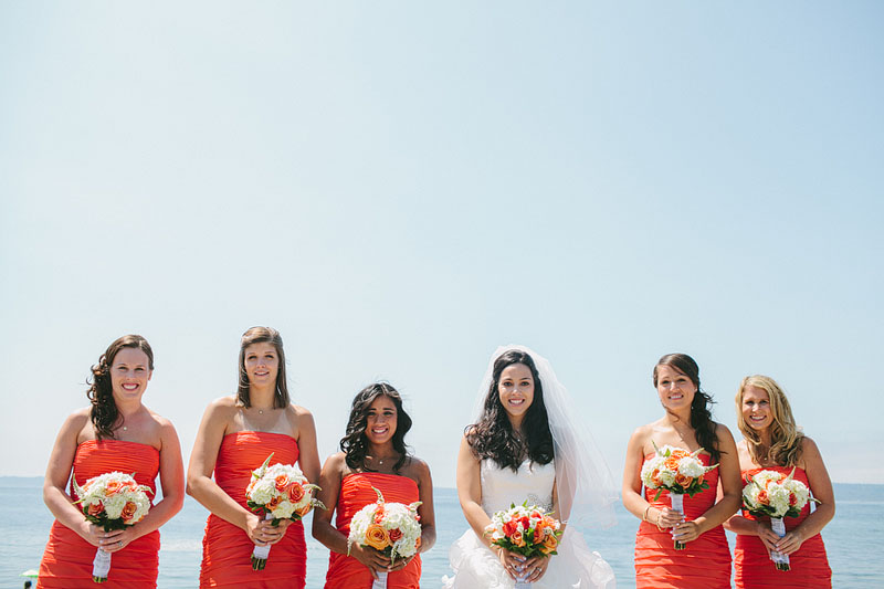 bridesmaids Edmonds Yacht Club