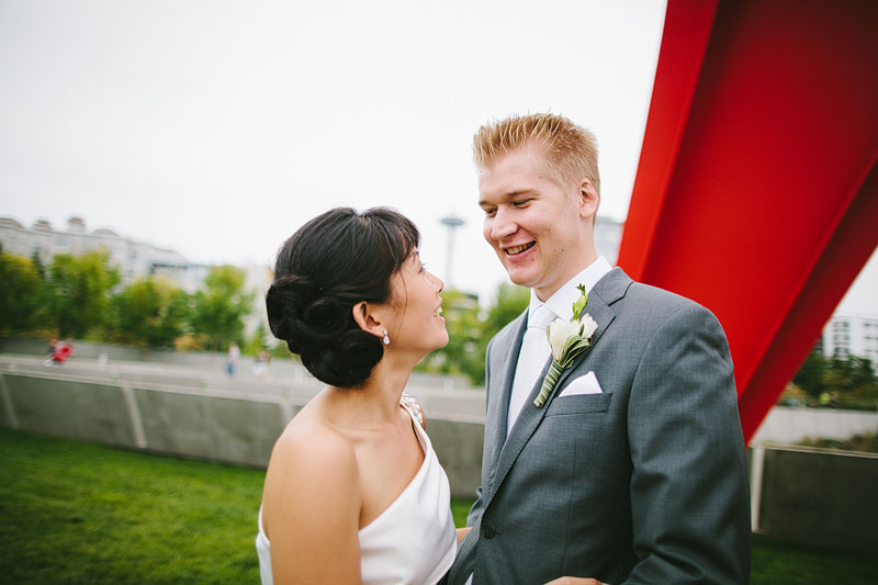 Seattle wedding photography