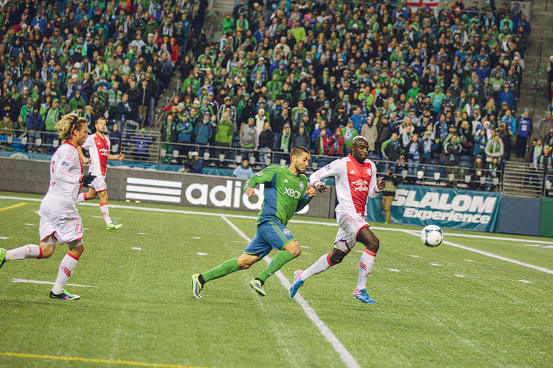 Seattle sports photography - Seattle Sounders
