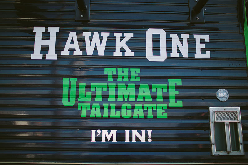 Seattle Seahawks sports photography Hawk One