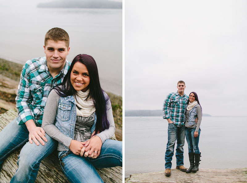 Tacoma engagement photographer