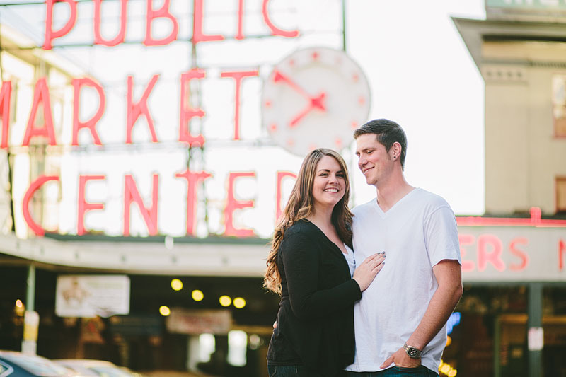 Seattle engagement photographer Mike Fiechtner