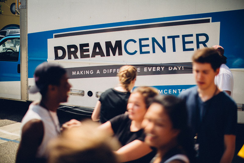 Los Angeles Dream Center - Mike Fiechtner Photography || www.mik