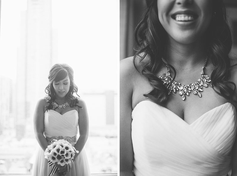 Pan Pacific Seattle wedding photography