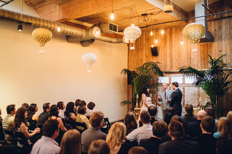 Within SoDo Seattle wedding photography