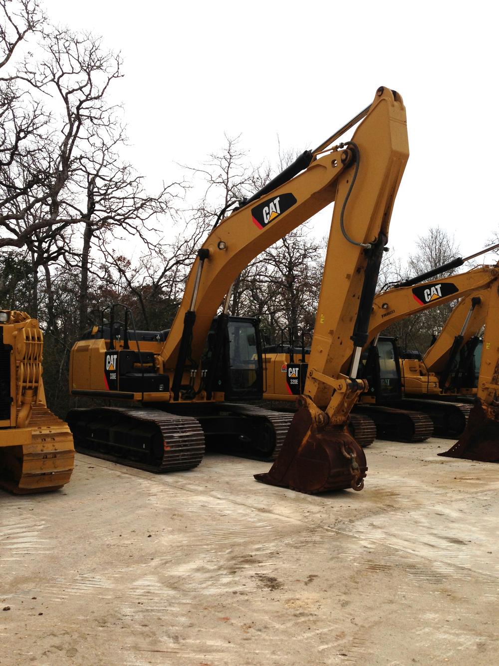 336EL Caterpillar Excavator