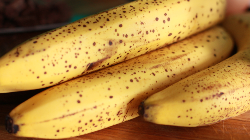 """When banana's get a too ripe for eating, it's banana bread time. I'm definitely guilty of """"accidentally"""" letting banana's in my house get too brown. Oops! Suppose I better get baking! Wouldn't want to waste..."""