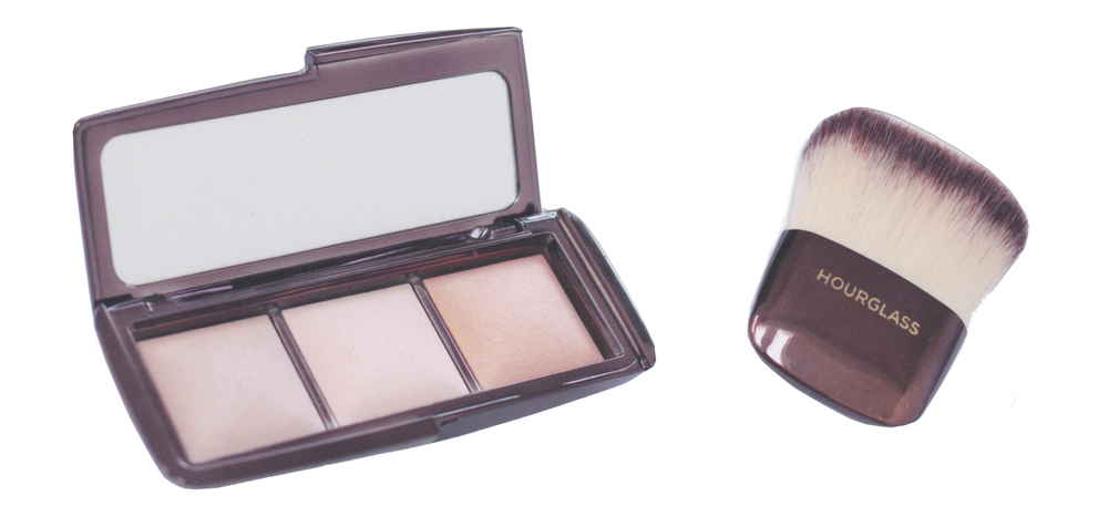 This is the ambient lighting palette and includes the shades (left to right) Dim Light, Incandescent Light and Radiant Light. Yes it's very pretty.