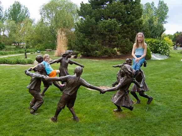 Loveland Statues