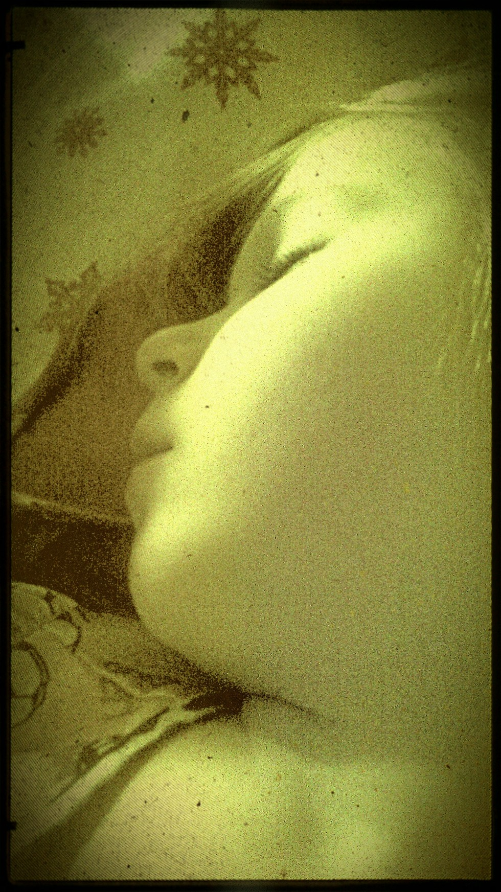 Mia-sleeping