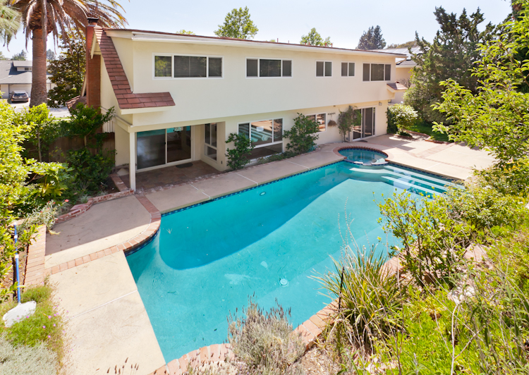 Porter Ranch real estate photography