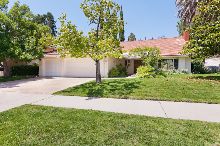 real estate photography for San Fernando Valley