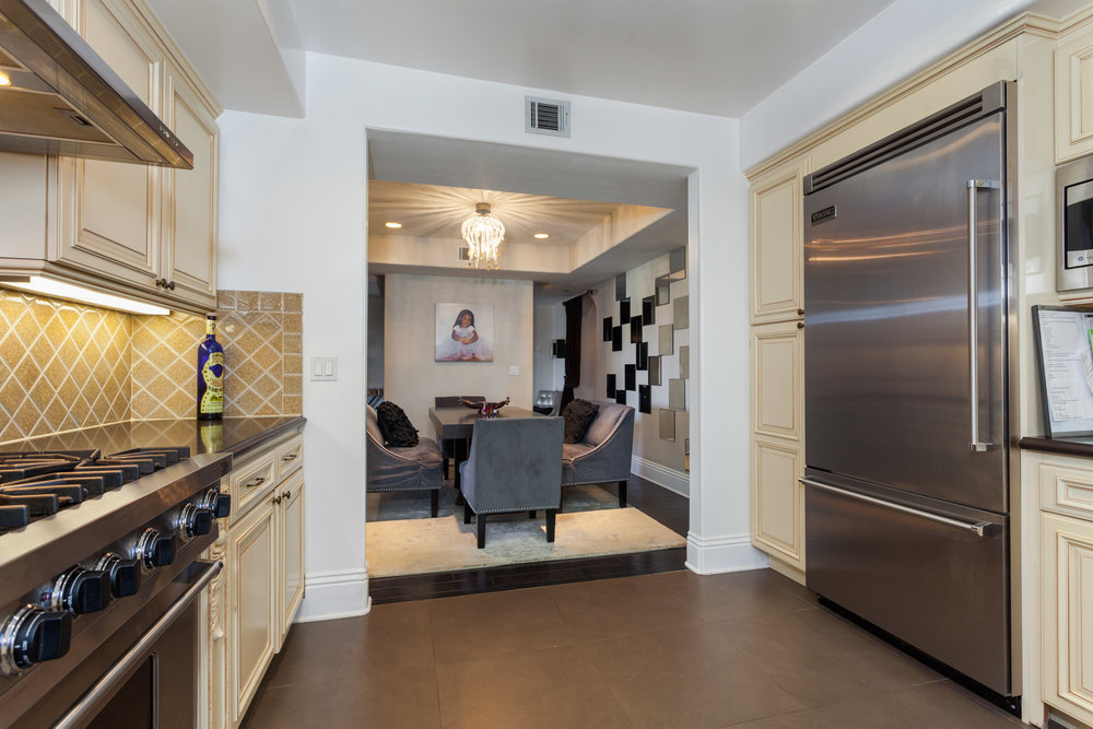 luxury condo photography