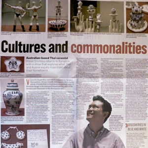 Cultures and Commonalities The Nation, Thailand