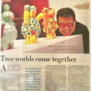 Two Worlds Come Together Bangkok Post, Thailand