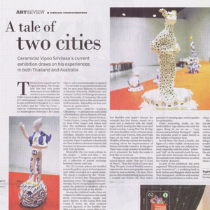 A Tale of Two Cities Bangkok Post, Thailand
