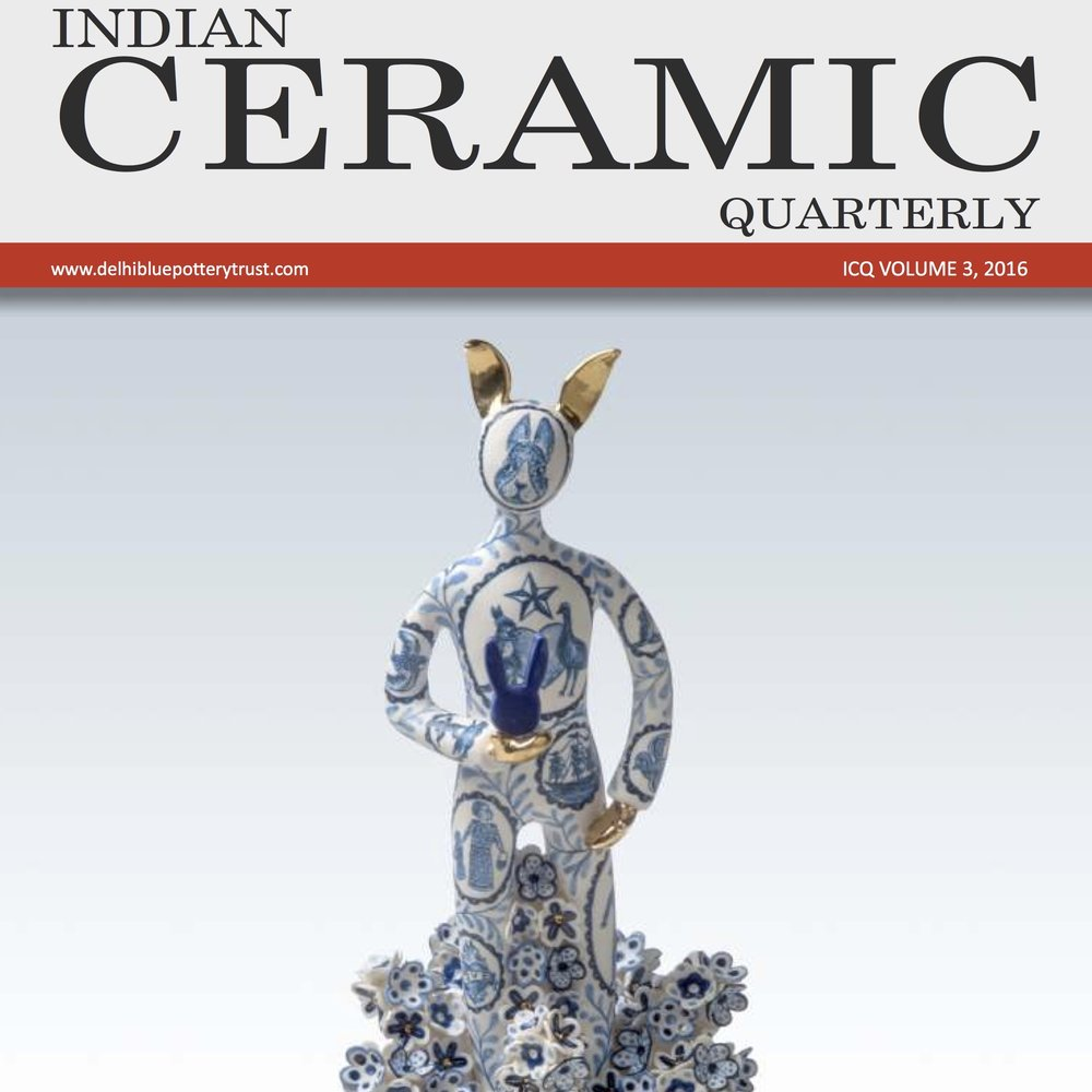 Indian Ceramic Vol3 - 2016