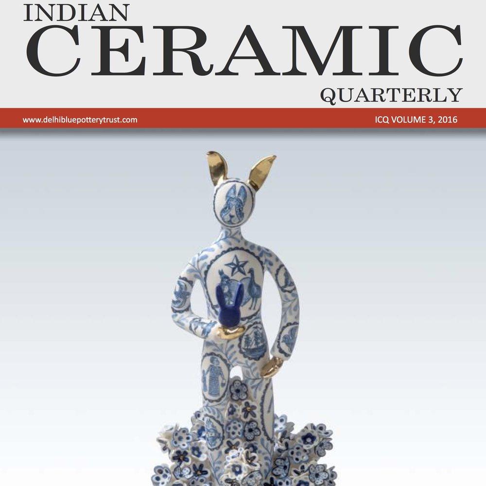 Indian Ceramic Vol3 - 2016