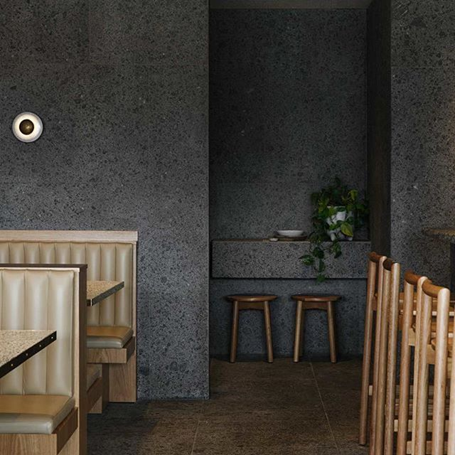 #Repost @yellowtrace ・・・ Designed by @genesinstudio, @vietnextdoor_ is a sophisticated interior, that also feels natural, uncomplicated and entirely authentic, capturing a new energy while balancing tradition. It's a fresh new take on Vietnamese restaurants, that somehow manages to pay homage to both the Vietnamese and South Australian artisan craft. Genesin collaborated with @jamfactoryau's metalsmith and jeweler @christianhall_studio , and ceramicist @moon.damon. Photo by @jvdkphoto. #Yellowtrace #YellowtraceInteriors #YellowtraceHospitality http://www.yellowtrace.com.au/viet-next-door-adelaide-genesin-studio/