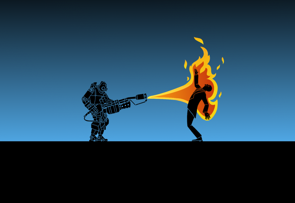 tf2__pyro_bot_x_spy___wallpaper___by_bielek-d6lr8qi.png