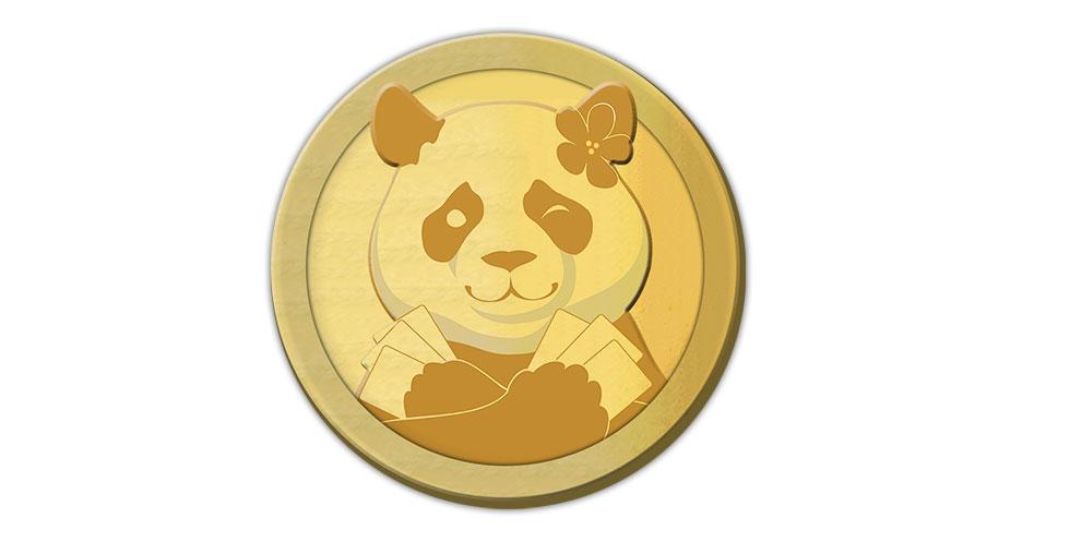 Image result for golden panda