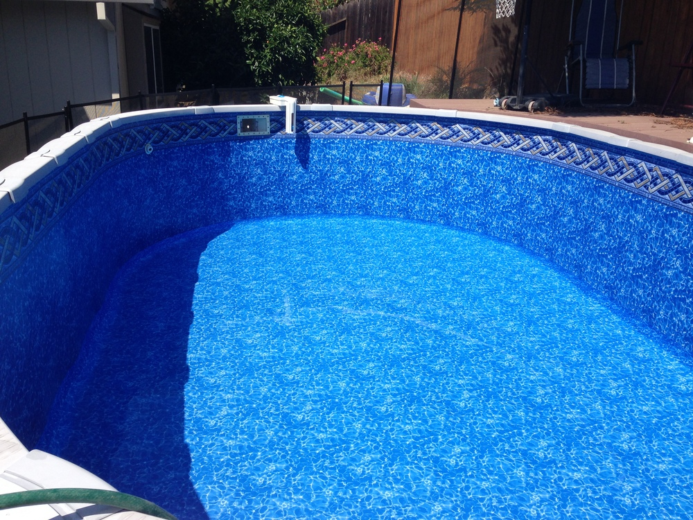 12x23 Reline In Rocklin Ca Above The Rest Pools Inc