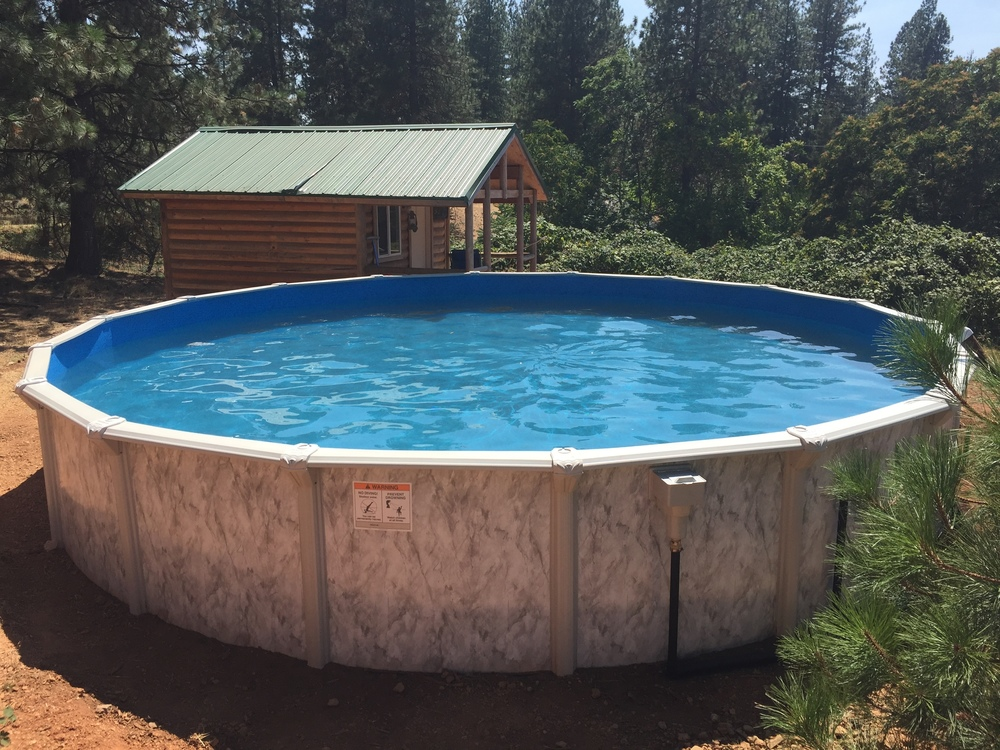 What We Are Doing Above The Rest Pools Inc