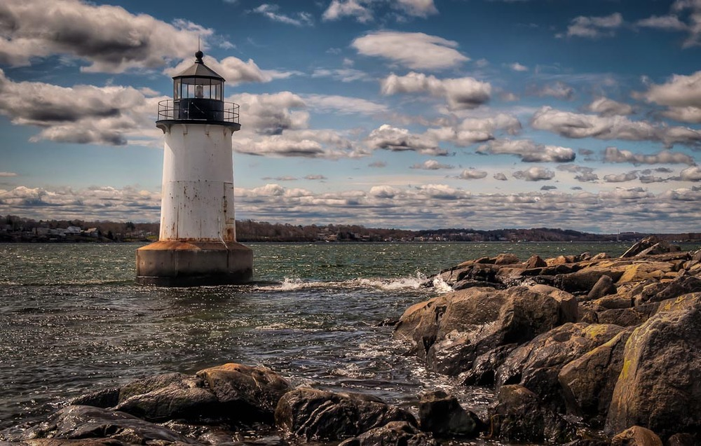 Fort Pickering Light, Salem, Massachusetts