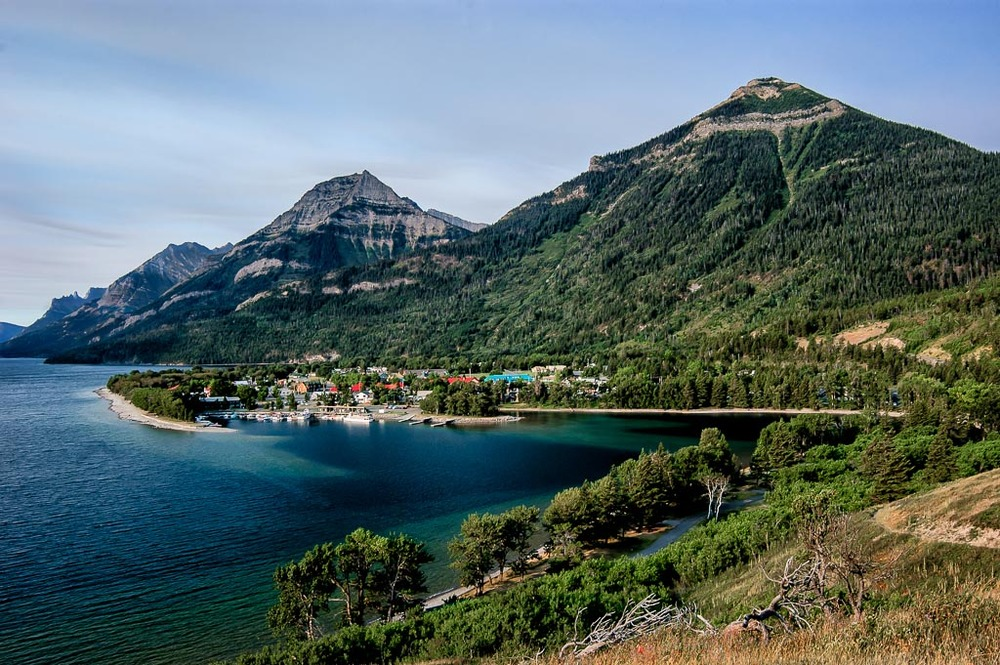 Waterton National Park, Albeta