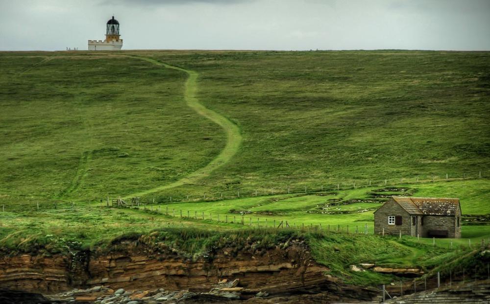 Orkney   Isalnds, Scotland