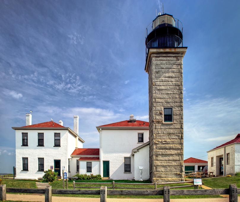 Beavertail   Lighthouse, Jamestown, Rhode Island