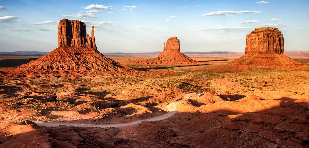 Monument   Valley, Navajo Reservation, Utah/Arizona Border