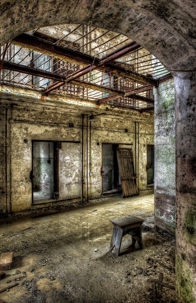 Eastern State Penitentiary, Pennsylvania, Philadelphia