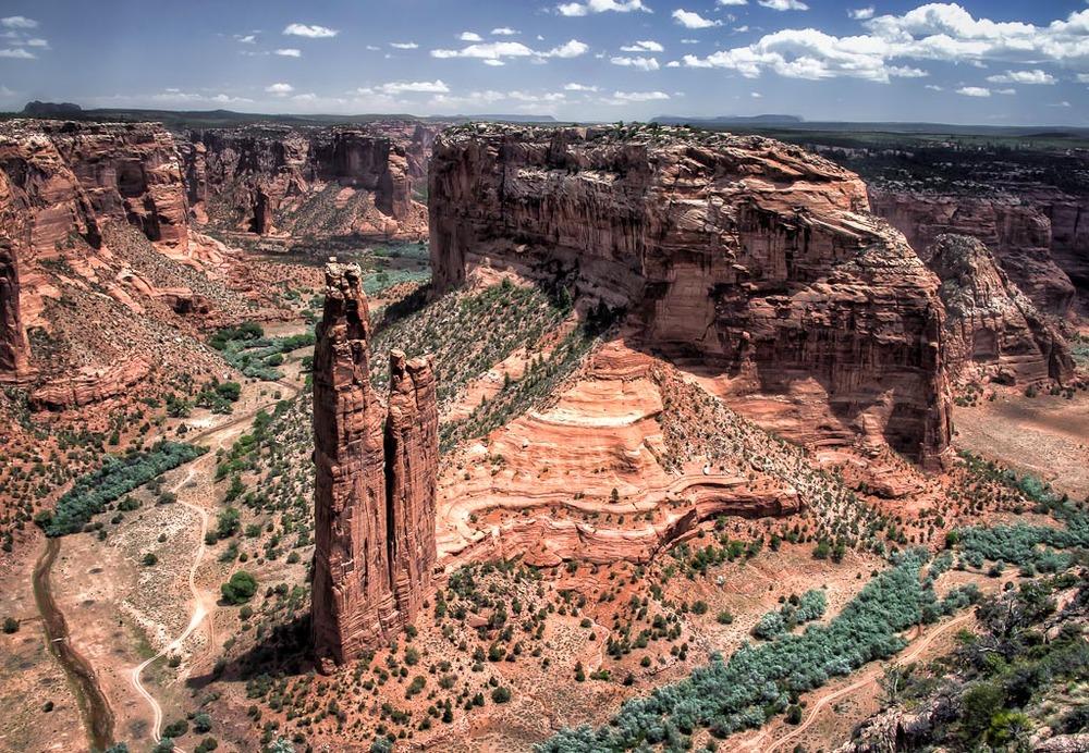 Canyon   de Chelly National Monument, Navajo Nation, Arizona