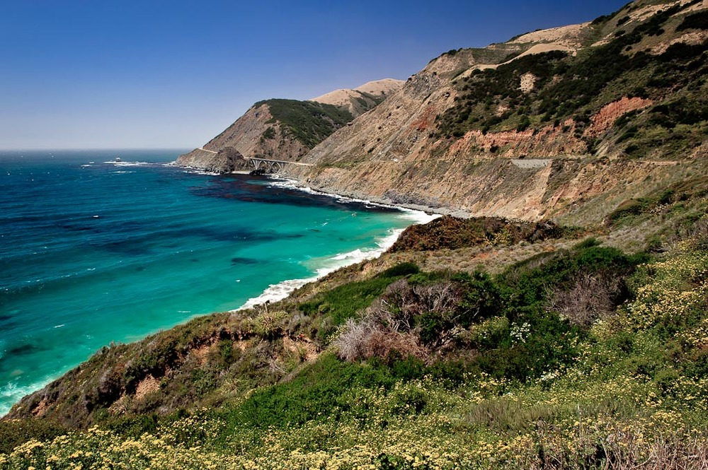 California   Route 1, California