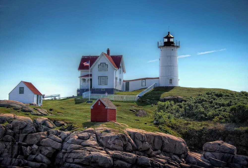 Nubble Light, York, Maine
