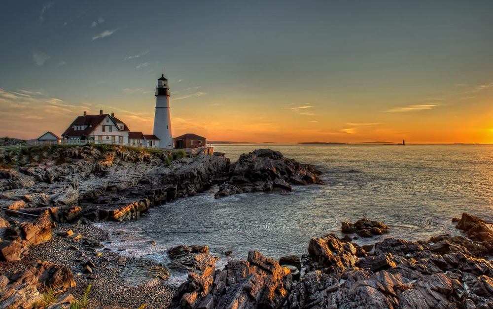 Portland   Head Light, Portland, Maine
