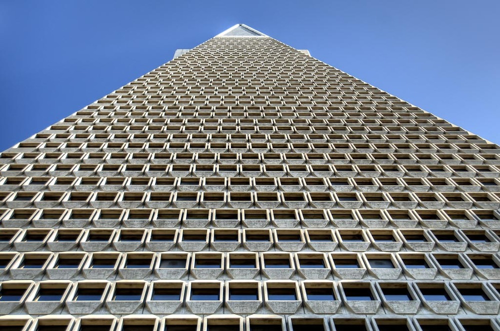 Transamerica Building, San Francisco, California