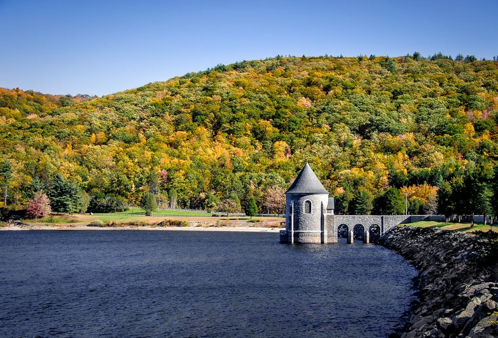 Barkhamsted Reservoir, Barkhamsted, Connecticut