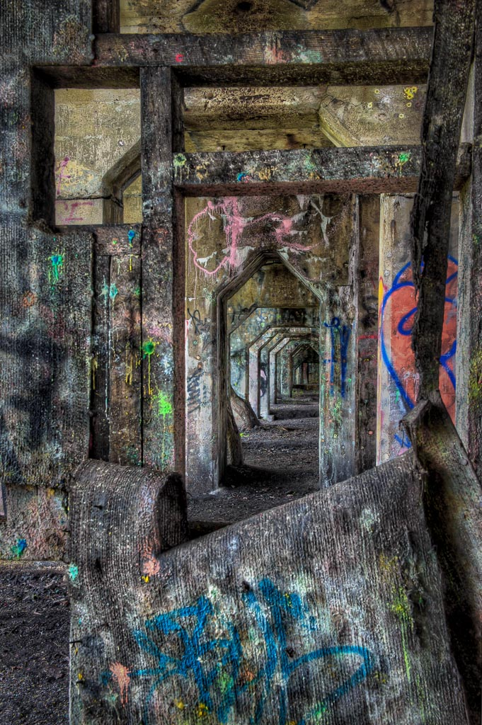 Graffiti   Underground, Philadelpia , Pennsylvania