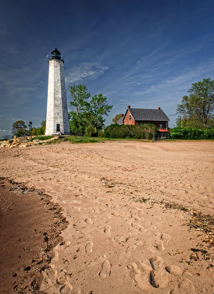 Five Mile Point Light, New Haven, Connecticut