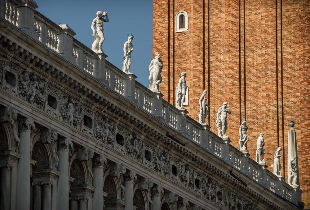 St Mark's Square, Venice Italy