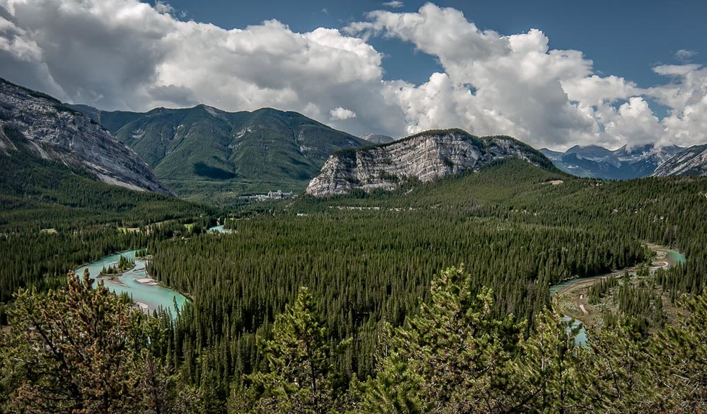 Banff   Townsite, Alberta, Canada