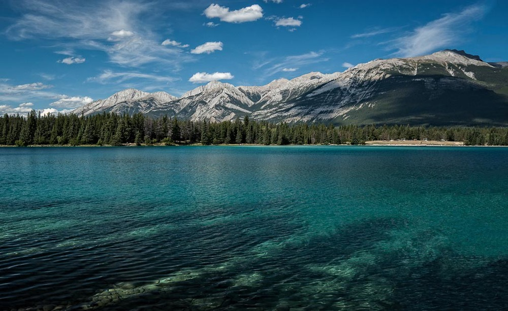 Lake Edith, Jasper National Park, Alberta