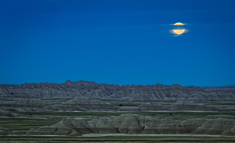 Norbeck Pass, Badlands National Park, South Dakota